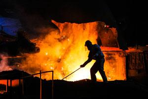 Steel-making Workflow