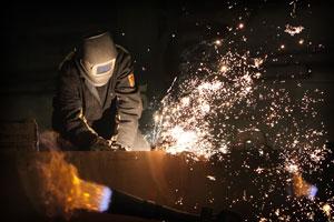 Steel-making Worker
